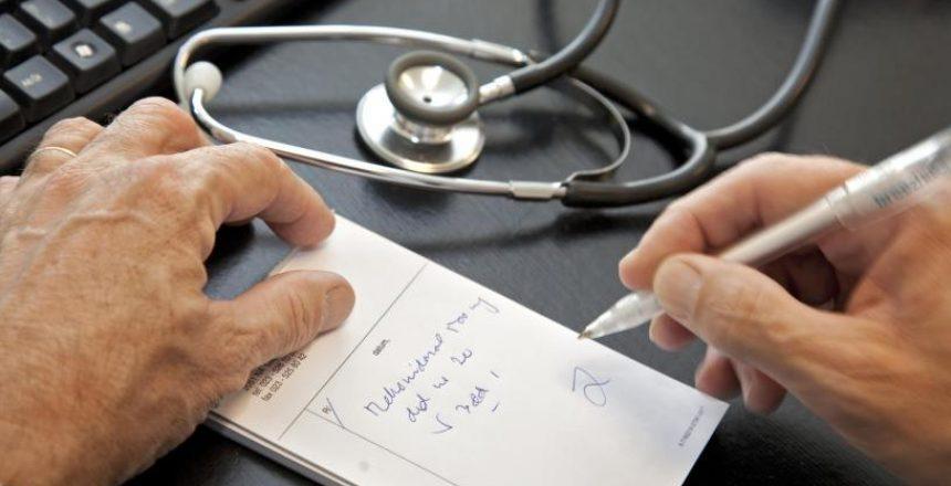 einde-handgeschreven-doktersrecept